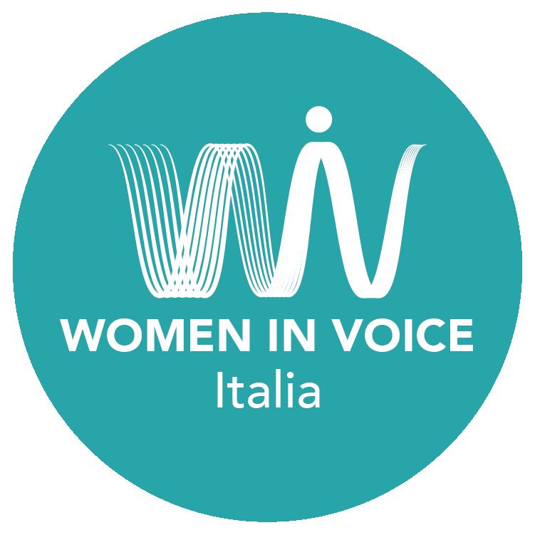 Women in Voice Italy Logo