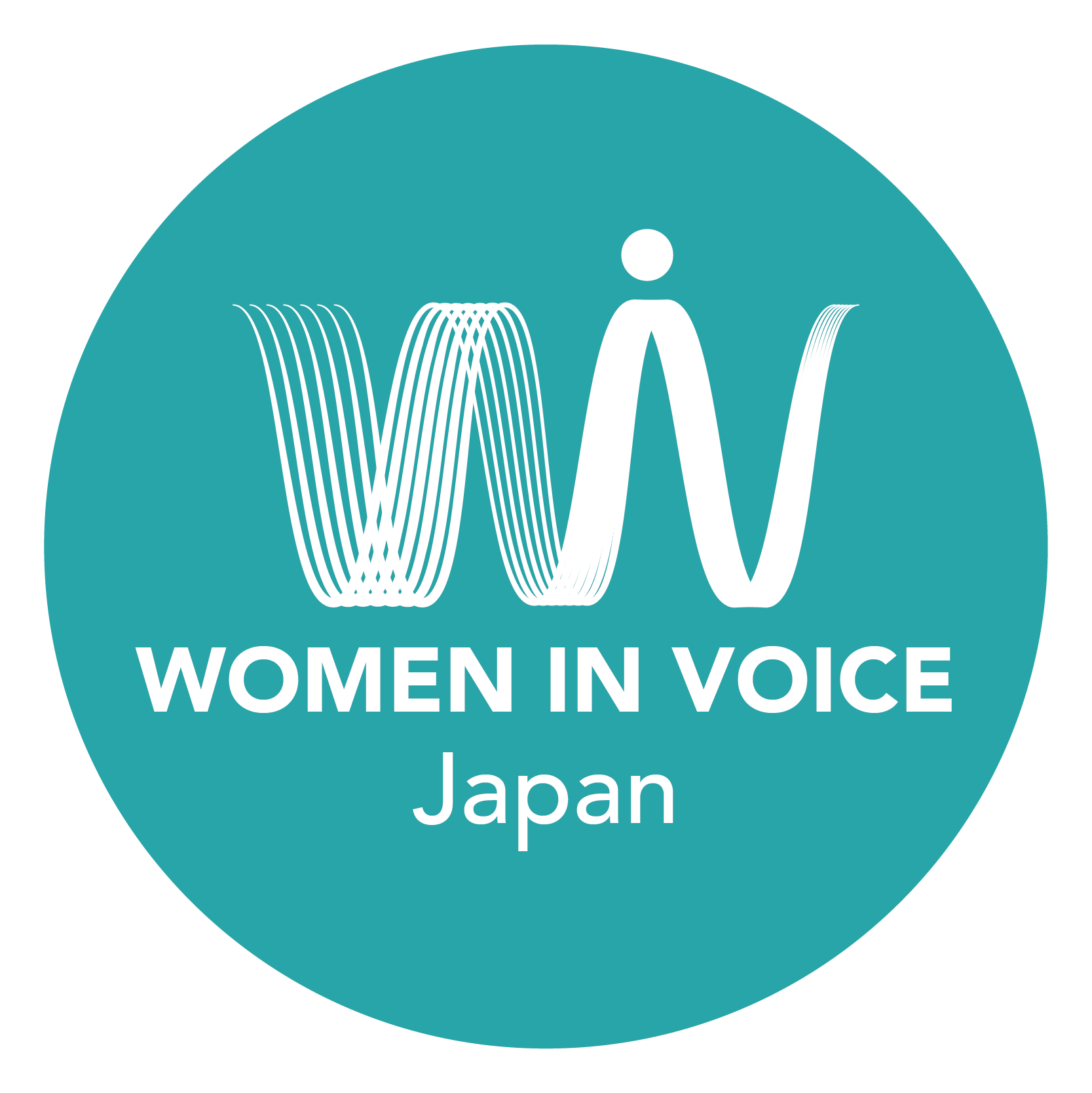 Women in Voice Japan Logo