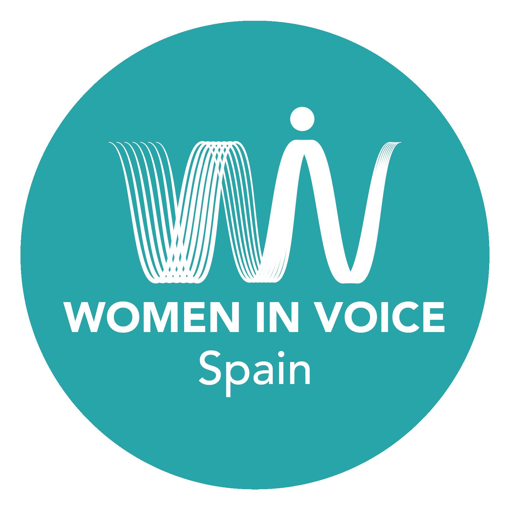 Women in Voice Spain Logo