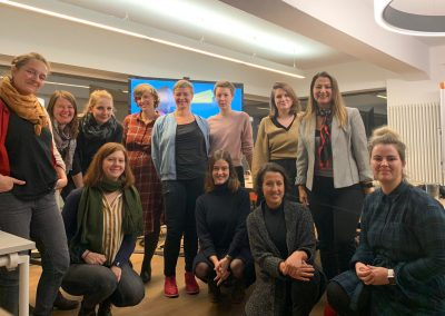 Women in Voice Germany: first meeting