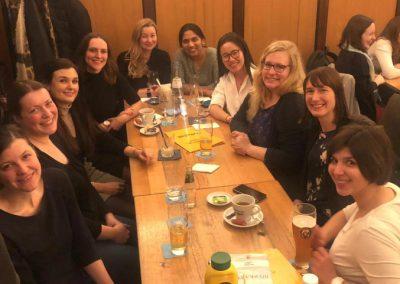 Women in Voice Germany: Munich Regular's Table