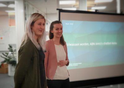 Women in Voice Nederland Meetup Talk