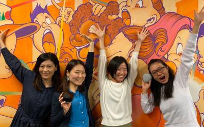 Women in Voice Japan Ambassadors