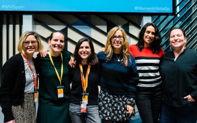 Women in Voice Spain Ambassadors