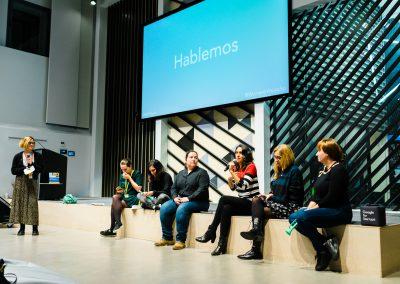 Women in Voice Spain Event
