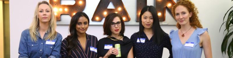 Women in Voice New York Team