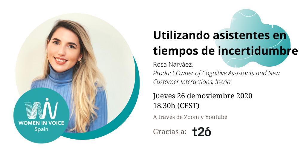 WiV Spain Event November 2020