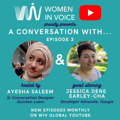 Women in Voice on Youtube: Conversation With