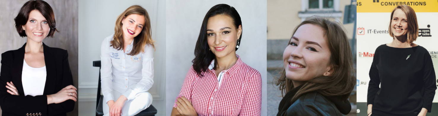 Women in Voice Russia Team