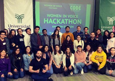 Women in Voice Mexico Hackathon