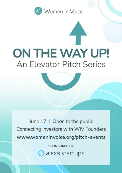On the Way Up: Elevator Pitch Events Thursday, June 17, 2021