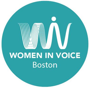 Women in Voice Boston Logo