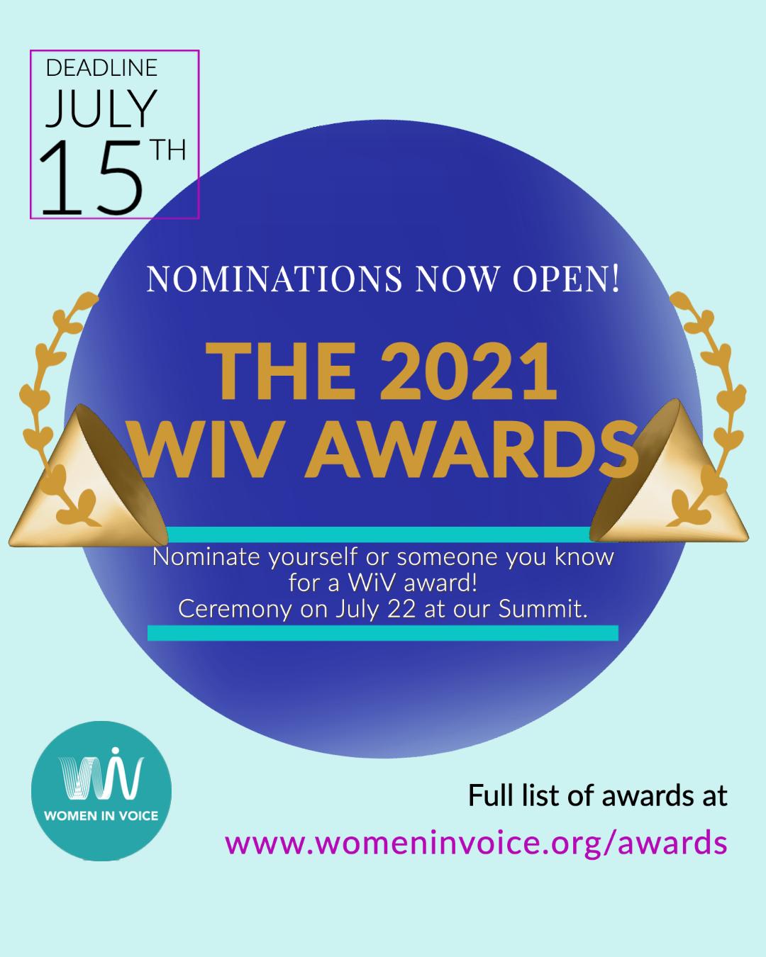 WiV Awards